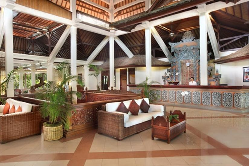 Bali Tropic Resort and Spa Bali - Lobi