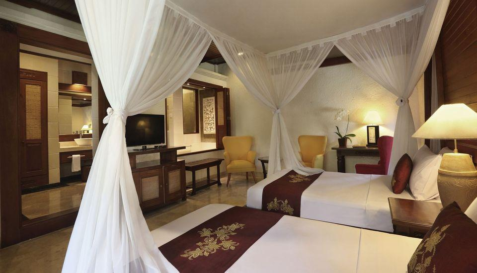 Bali Tropic Resort and Spa Bali - Deluxe Bungalow 25% OFF (7N Stay)