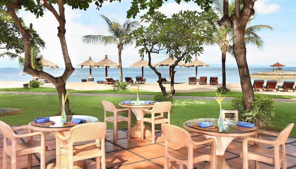 Bali Tropic Resort and Spa Bali - Restoran