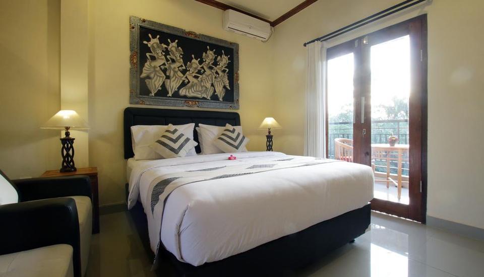 Gusti Putu Oka Guesthouse Bali - Double room