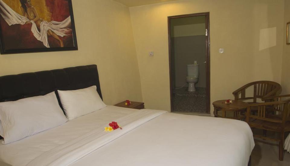 Gusti Putu Oka Guesthouse Bali - Budget room