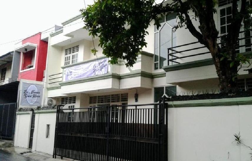 De Novaren Guest House Kemanggisan Jakarta - bangunan