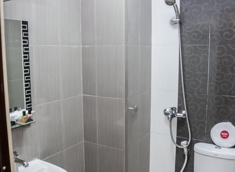 NIDA Rooms Cikudapateuh Station Antapani - Kamar mandi