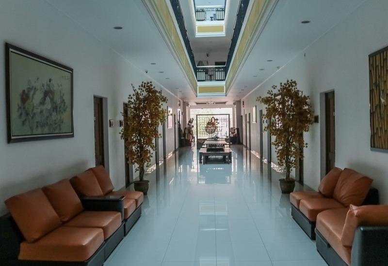 NIDA Rooms Cikudapateuh Station Antapani - Pemandangan Area