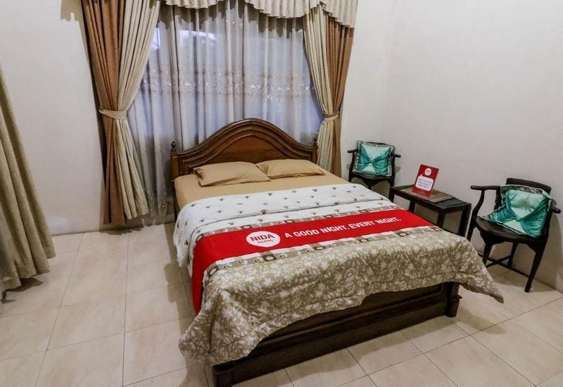 NIDA Rooms Merpati Smabi Sari Temple Jogja - Kamar tamu