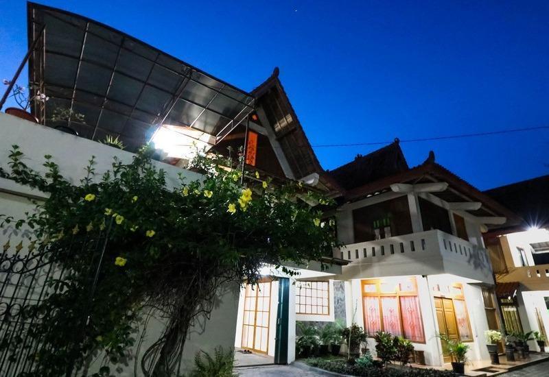 NIDA Rooms Merpati Smabi Sari Temple Jogja - Penampilan