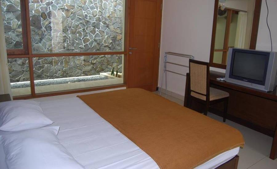 Hotel Pamordian Pangandaran - Kamar tamu