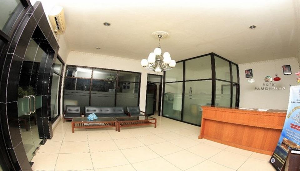 Hotel Pamordian Pangandaran - Interior