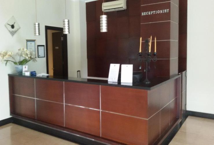 Hotel N1 Jakarta - Front Office