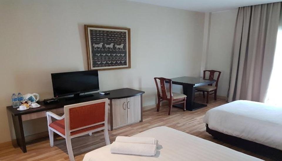 Mutiara Suites Jakarta - Room