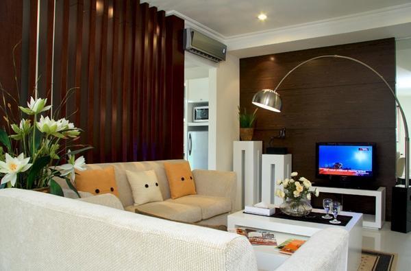 Ciputra Golf Club & Hotel Surabaya - Ruang Tamu