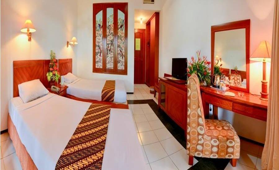 Hotel Tidar Malang - Kamar tamu