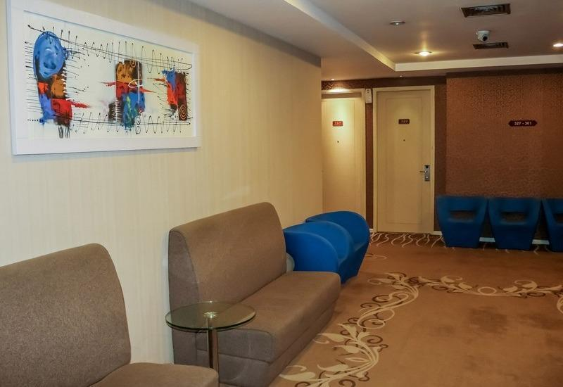 NIDA Rooms Railway Medan Merdaka Square - Pemandangan Area