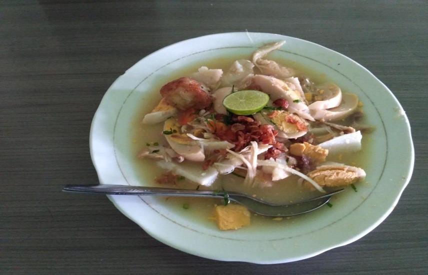 Hotel Puri Mas Banjarmasin - Food