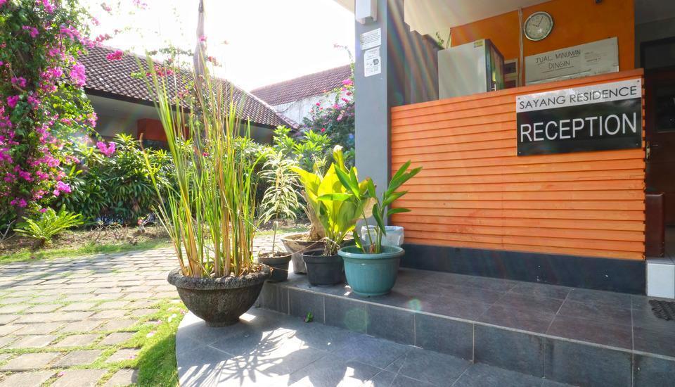 Sayang Residence 2 Bali - Reception