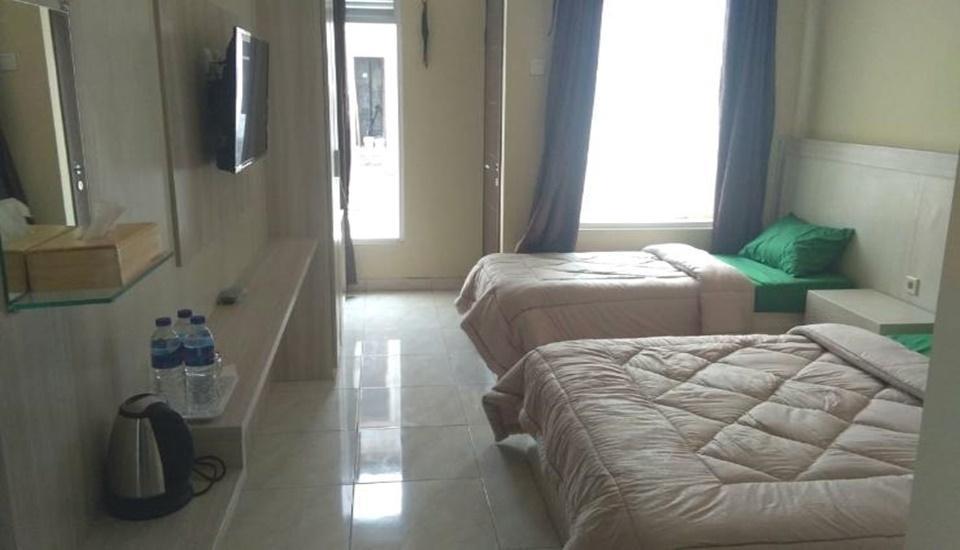 Maulana Hills Syariah Bandung - Family Room (Lantai Atas / Lantai Bawah) Regular Plan