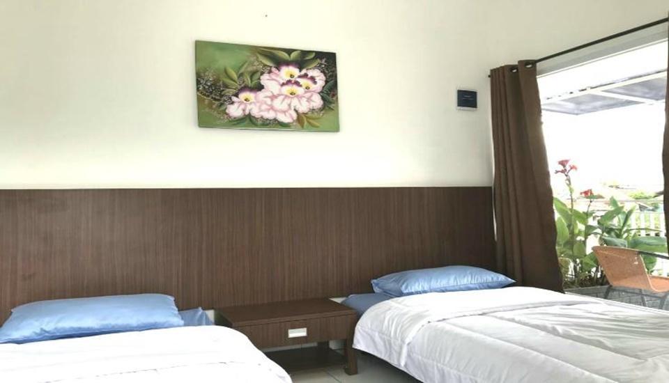Maulana Hills Syariah Bandung - Superior Room (Lantai Atas) Regular Plan