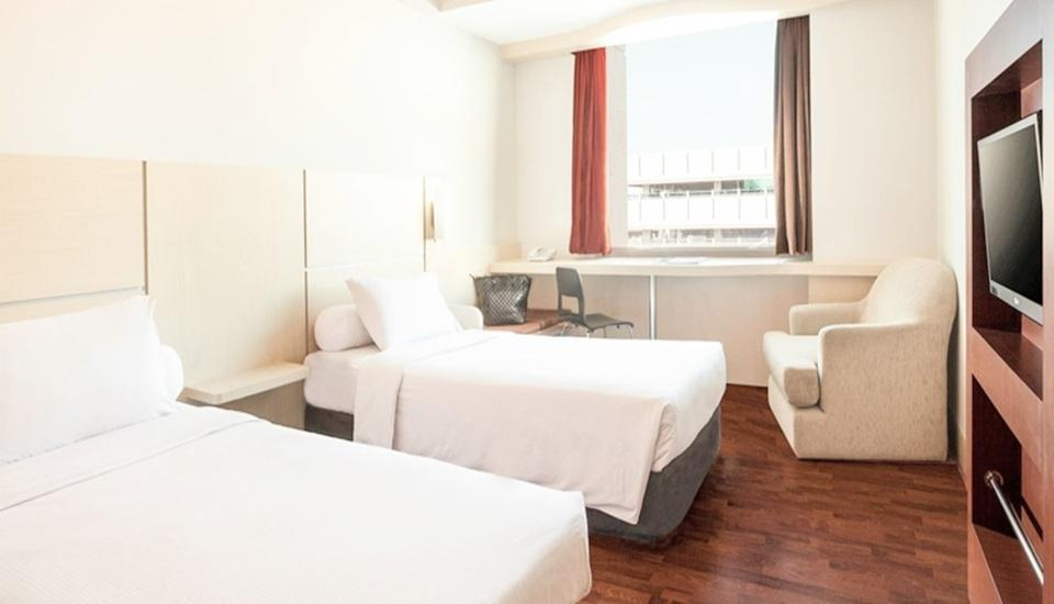 Horison Arcadia Mangga Dua Jakarta - Superior Twin Bed Room Only Last Minute