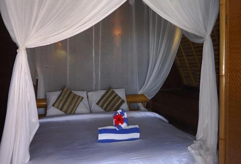 Dream Beach Huts Bali - Kamar tamu