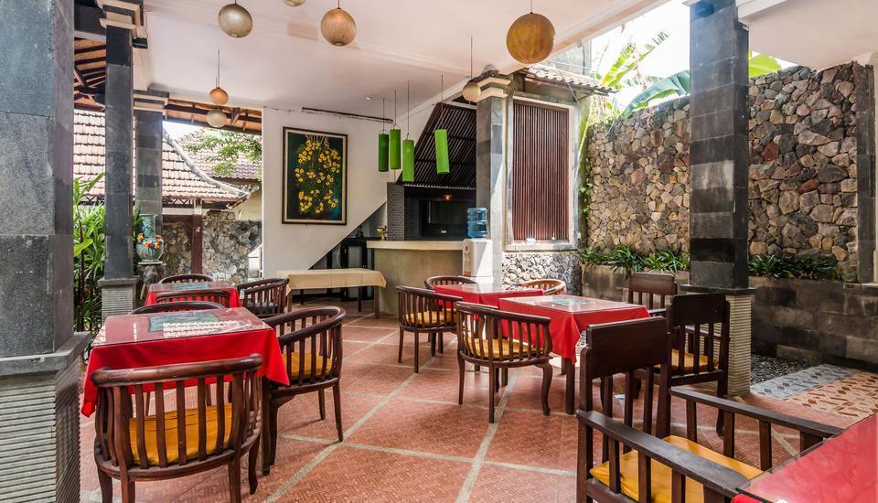 ZenRooms Ubud Dewi Sita Bali - Restoran