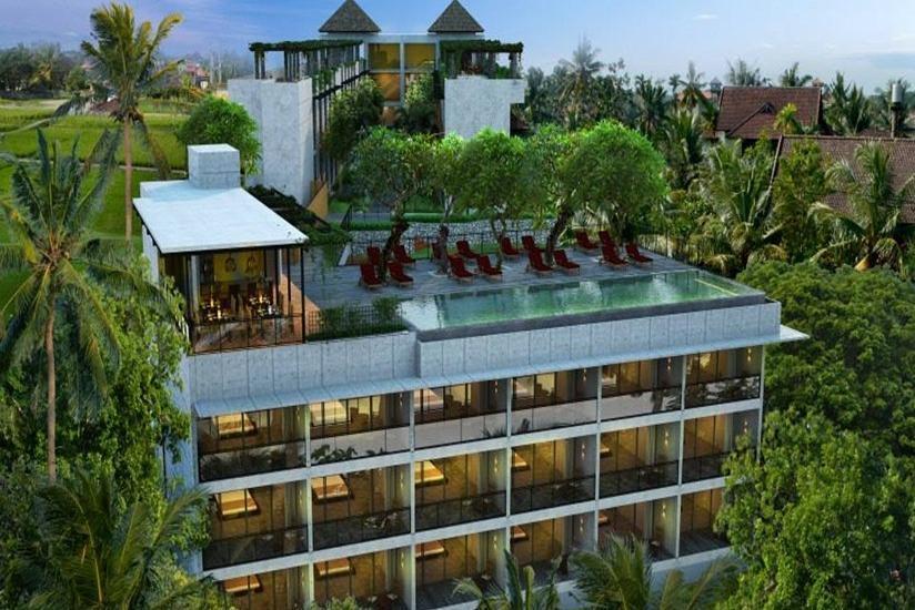 Bisma Eight Bali - Eksterior