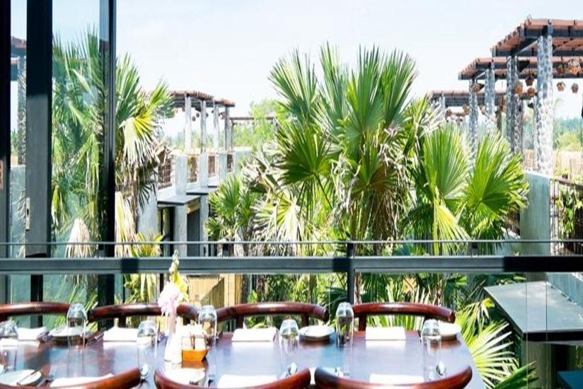 Bisma Eight Bali - Ruang makan