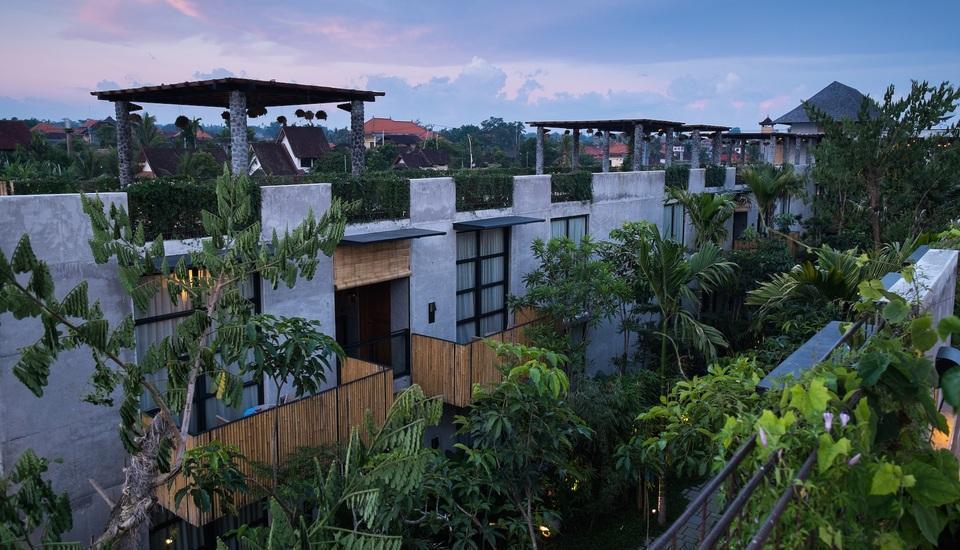 Bisma Eight Bali - Bangunan