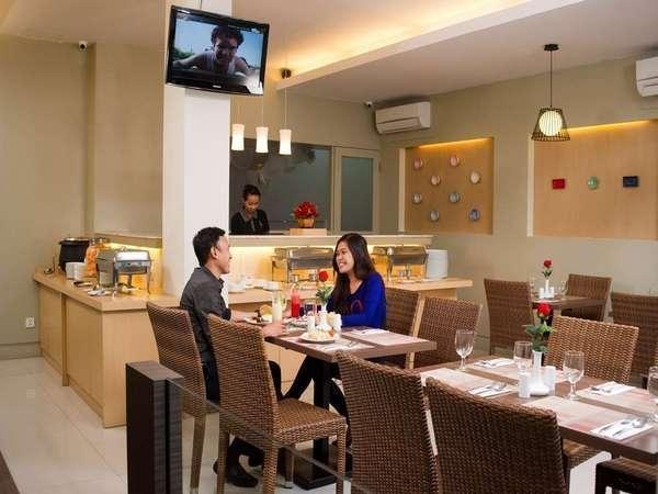 Harlys Residence Jakarta - Restoran