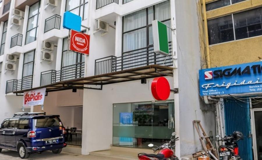 NIDA Rooms Wuruk 1 Central Jakarta - Eksterior