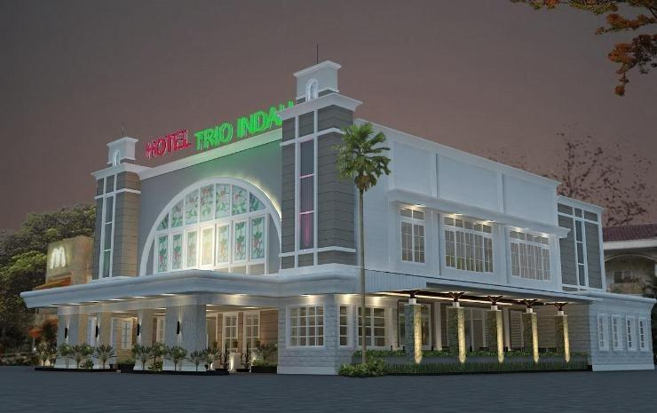 Hotel Trio Indah 2 Malang - Building