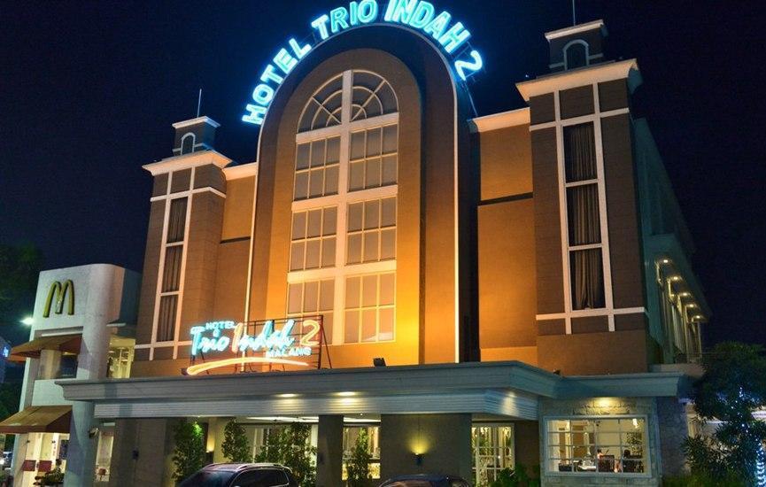 Hotel Trio Indah 2 Malang - pemandangan