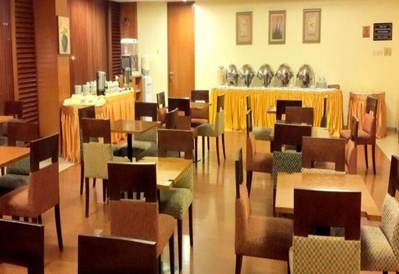 Hotel Pasar Baru Jakarta - Restoran