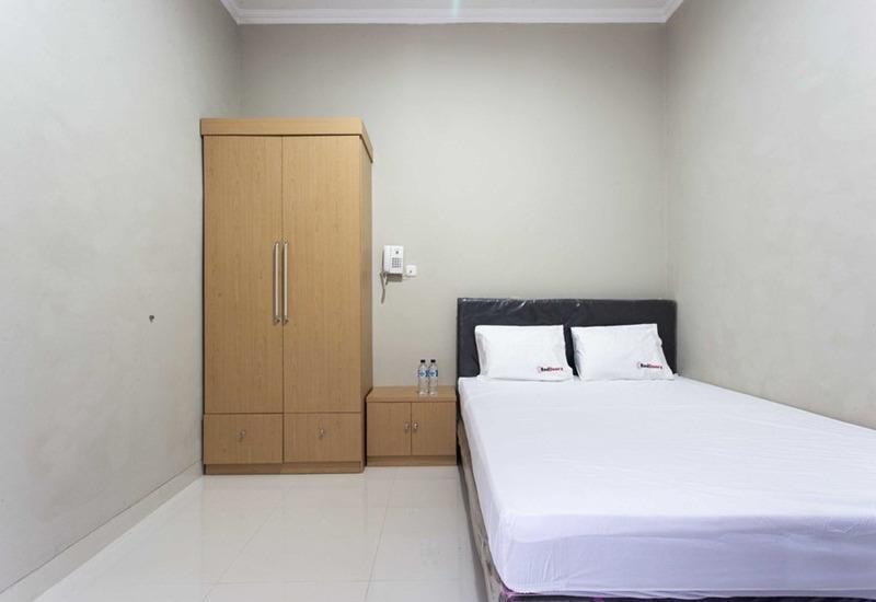 RedDoorz @Mangga Besar 2 Jakarta - Kamar tamu