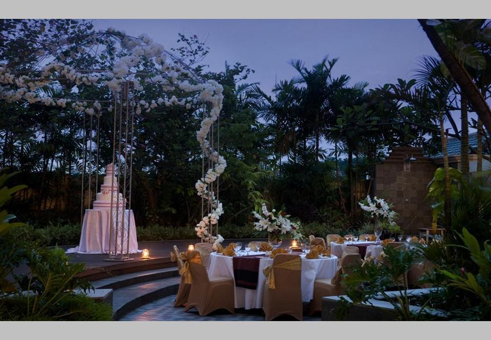 Hotel Santika Premiere Jakarta - Banquet