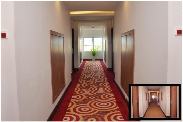 Abadi Hotel Jogja - Koridor