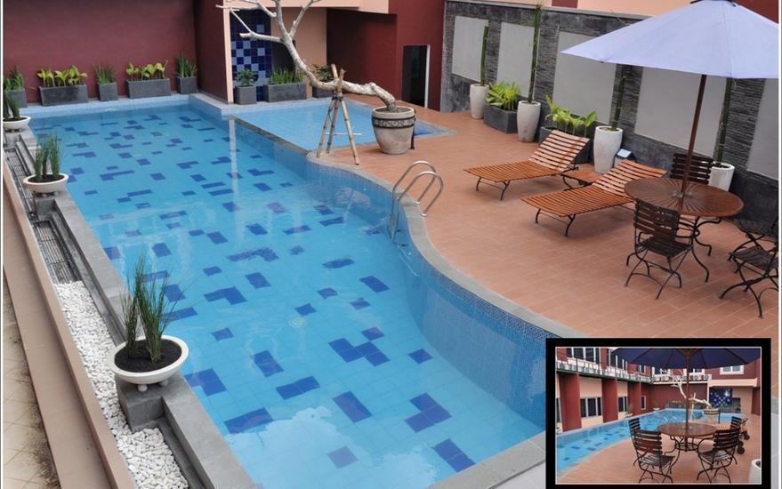 Abadi Hotel Jogja - Kolam Renang