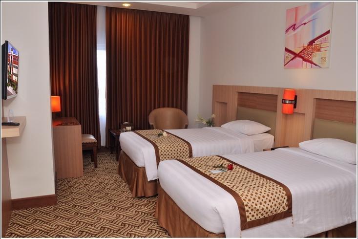 Abadi Hotel Jogja - Deluxe (05/Feb/2014)