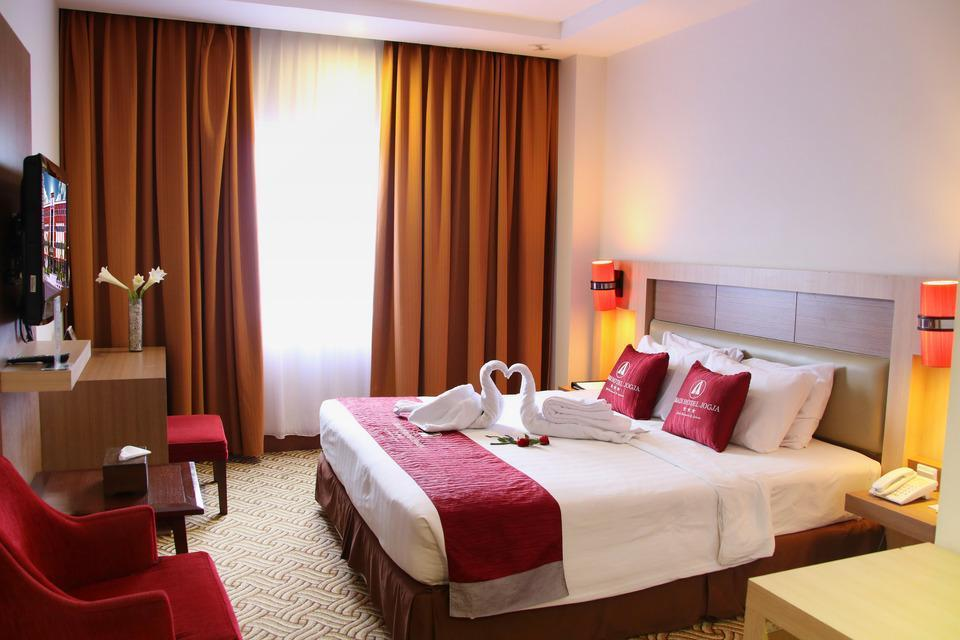 Abadi Hotel Jogja - Standard Bisnis King
