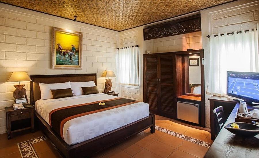 Munari Resort & Spa Ubud Bali - Deluxe Room Special Promotion 40% off