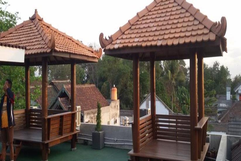 Rumah Berkah Guest House Yogyakarta - Balkon