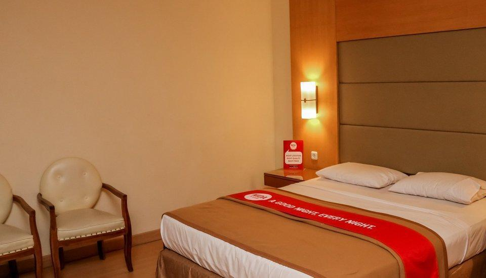 NIDA Rooms Tanjung Priok Sunter Agung - Double Room Single Occupancy  App Sale Promotion