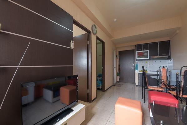 The Suites @ Metro B09-06 By Homtel Bandung - Living Room