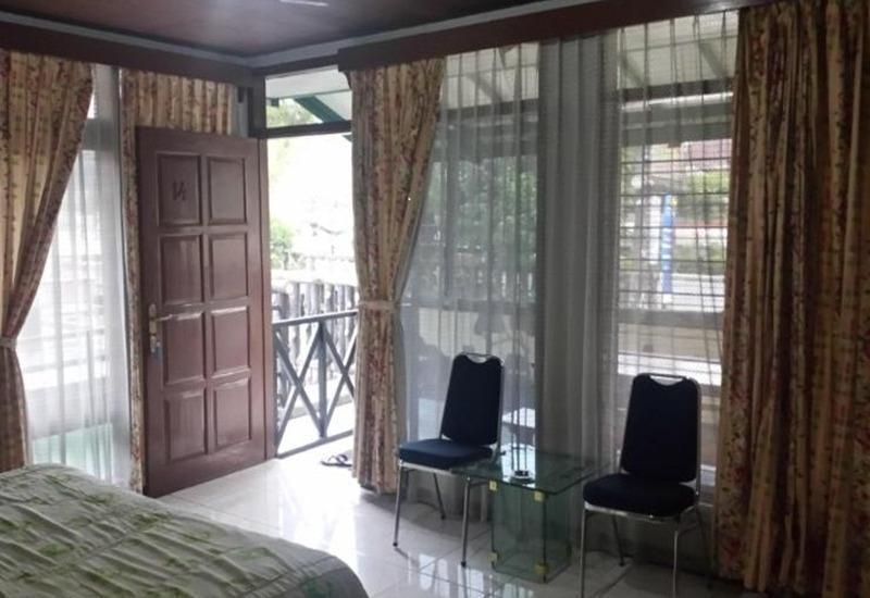 Villa Mas Inn Puncak - Deluxe Room Regular Plan