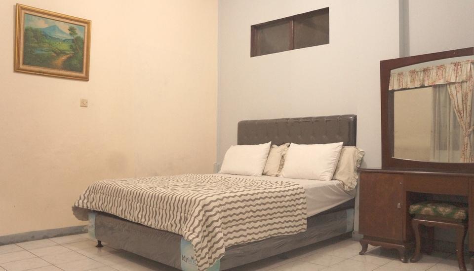 Villa Mas Inn Puncak - superior 1 queen bed