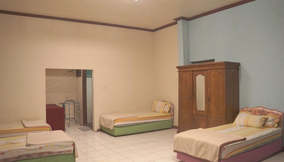 Villa Mas Inn Puncak - Family Room