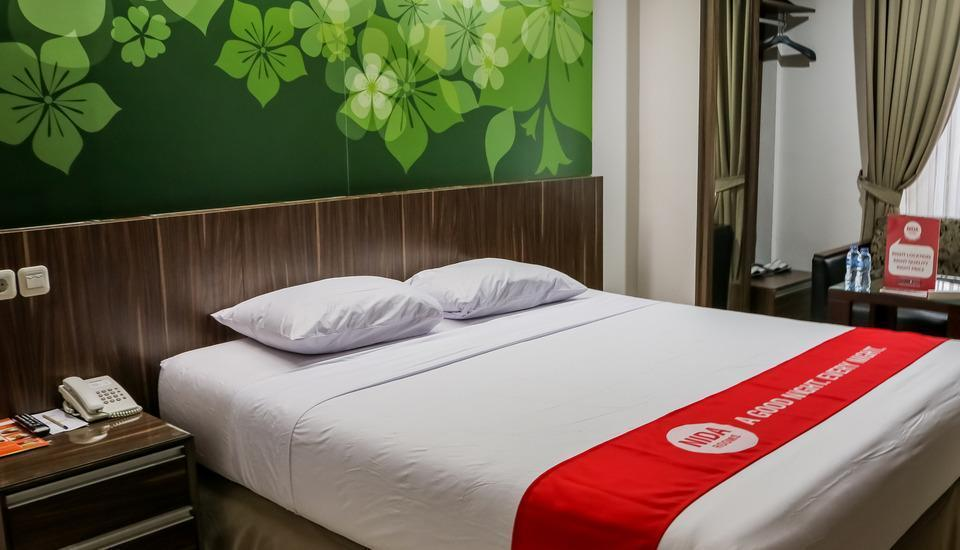 NIDA Rooms Central Jakarta Senen Market - Double Room Double Occupancy Regular Plan