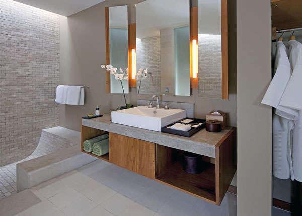 The Elysian Seminyak - Kamar mandi