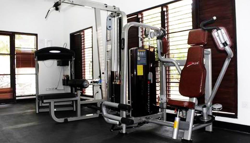 The Elysian Seminyak - Fasilitas Fitnes