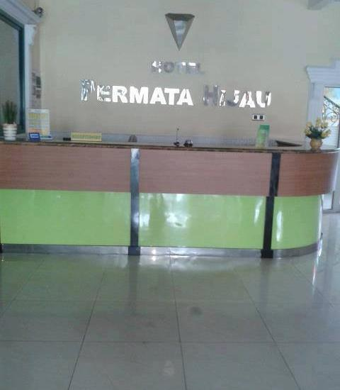 Hotel Permata Hijau Cirebon - Resepsionis