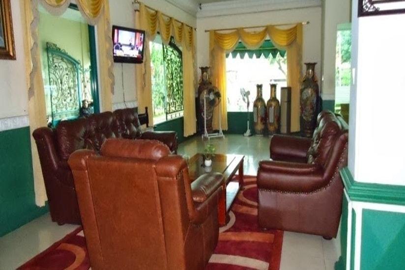 Hotel Permata Hijau Cirebon - Lobi Hotel